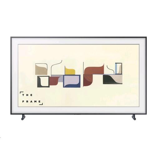 "Samsung 43"" The Frame, inkl. extra ram (ljust trä) - (2)"