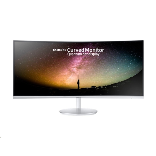 "Samsung 34"" Curved Monitor CF791 - (3)"