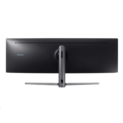 "Samsung 49"" QLED Curved Gaming Monitor CHG90 - (4)"