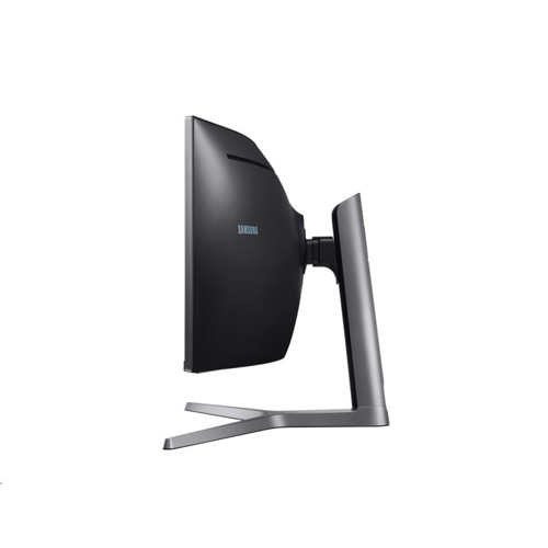"Samsung 49"" QLED Curved Gaming Monitor CHG90 - (5)"