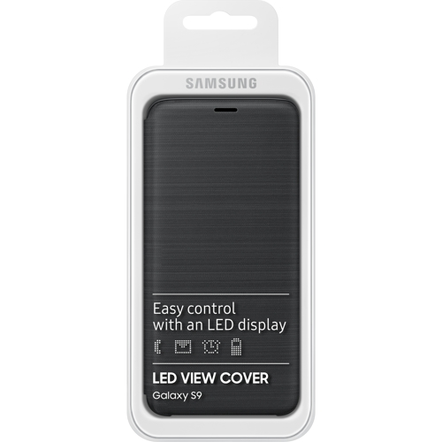 Samsung Galaxy S9 LED View Cover - (2)