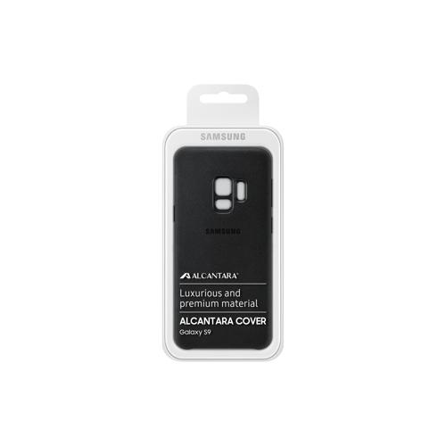 Samsung Galaxy S9+ Alcantara Cover - (2)
