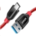 Anker Powerline+ Usb-C To Usb-A 3.0 3Ft Cable (0.9M)