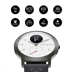Withings Steel Sport HR Fitness Tracker with Heart Rate Monitor