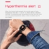 Tec Sante Body Temperature Series STS2 Smart Watch