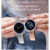 Tec Sante Blood Pressure & Menstrual Reminder Smart Watch SY12  血壓功能和女士生理週期提醒智慧手錶