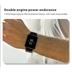 Tec Sante Body Temperature and Heart Rate Monitoring Smart Watch ST38