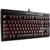 Corsair K63 Compact Mechanical Wired Gaming Keyboard CH-9115020-NA