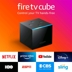 Amazon Fire TV Cube 4K Ultra HD streaming media player