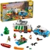Lego 31108 Creator - Caravan Family Holiday Kit
