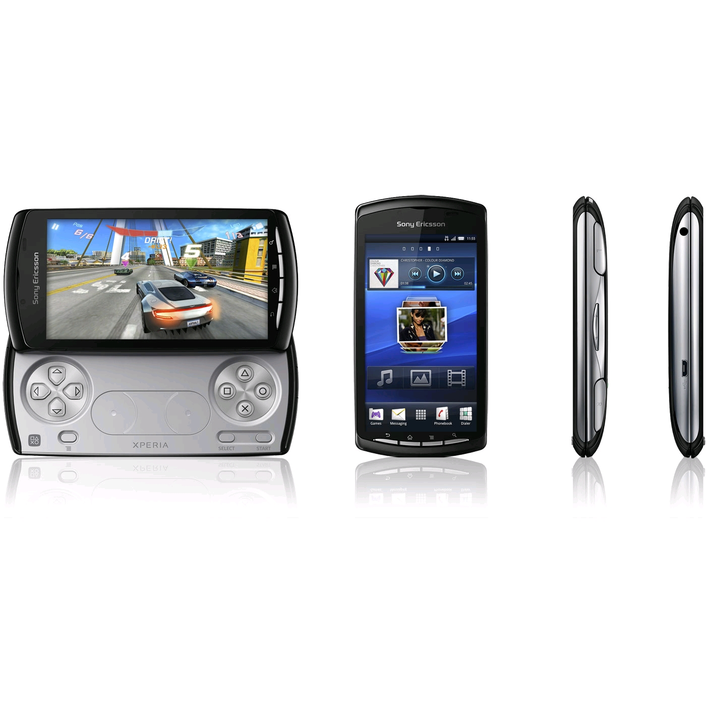sony ericsson xperia play r800 unlocked black expansys singapore