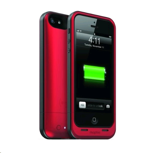 mophie juice pack air rechargeable battery case for iphone 5s 5