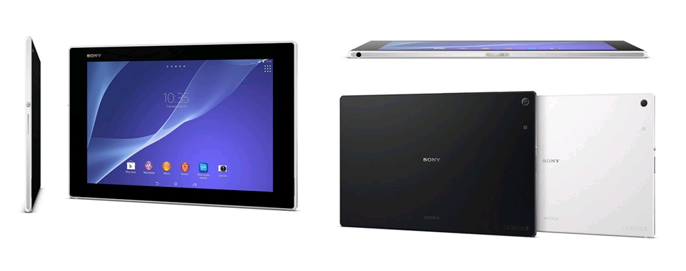 Tablet Sony SGP521 Xperia Tablet Z2, White ... |Sony Xperia Z2 Tablet White