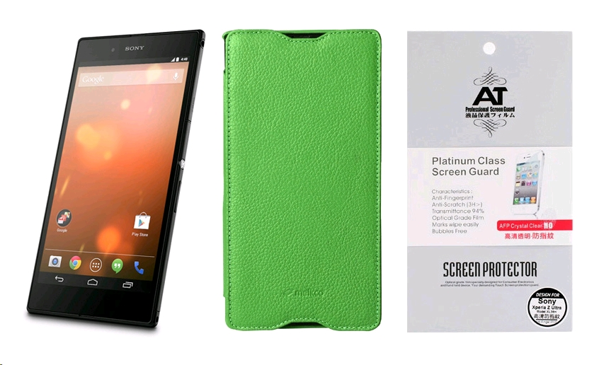 Deal alert] sony xperia z ultra google play edition shows up on.
