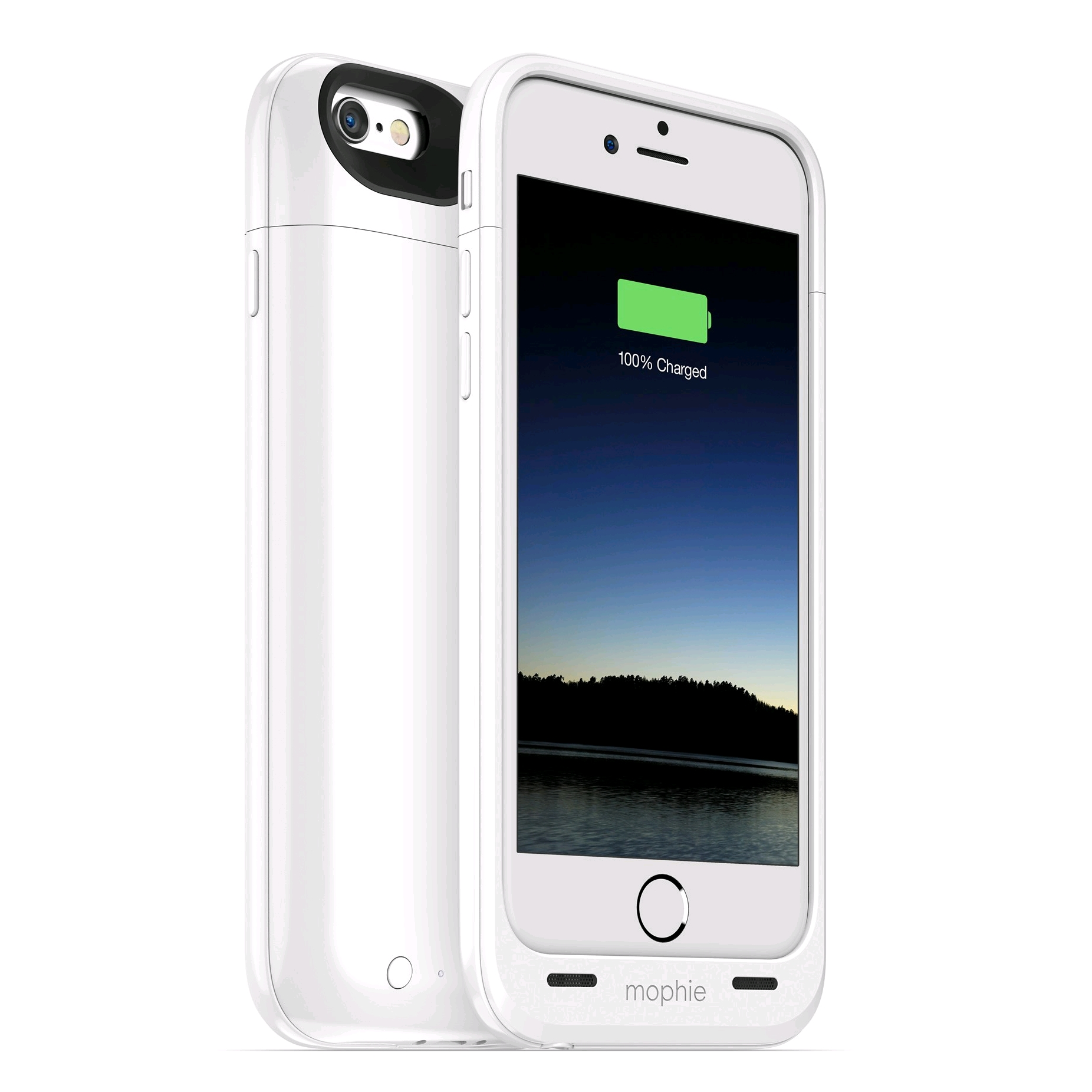 sneakers for cheap 33f0f fbc56 mophie Juice Pack Air for iPhone 6 2750mAh, White