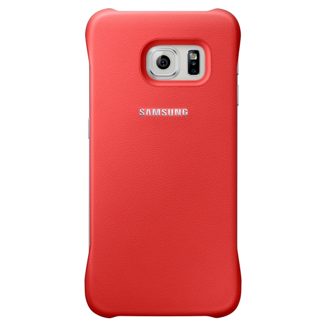cba88c89f7e Samsung Protective Cover for Samsung Galaxy S6 edge (Coral Pink) - EXPANSYS  Australia