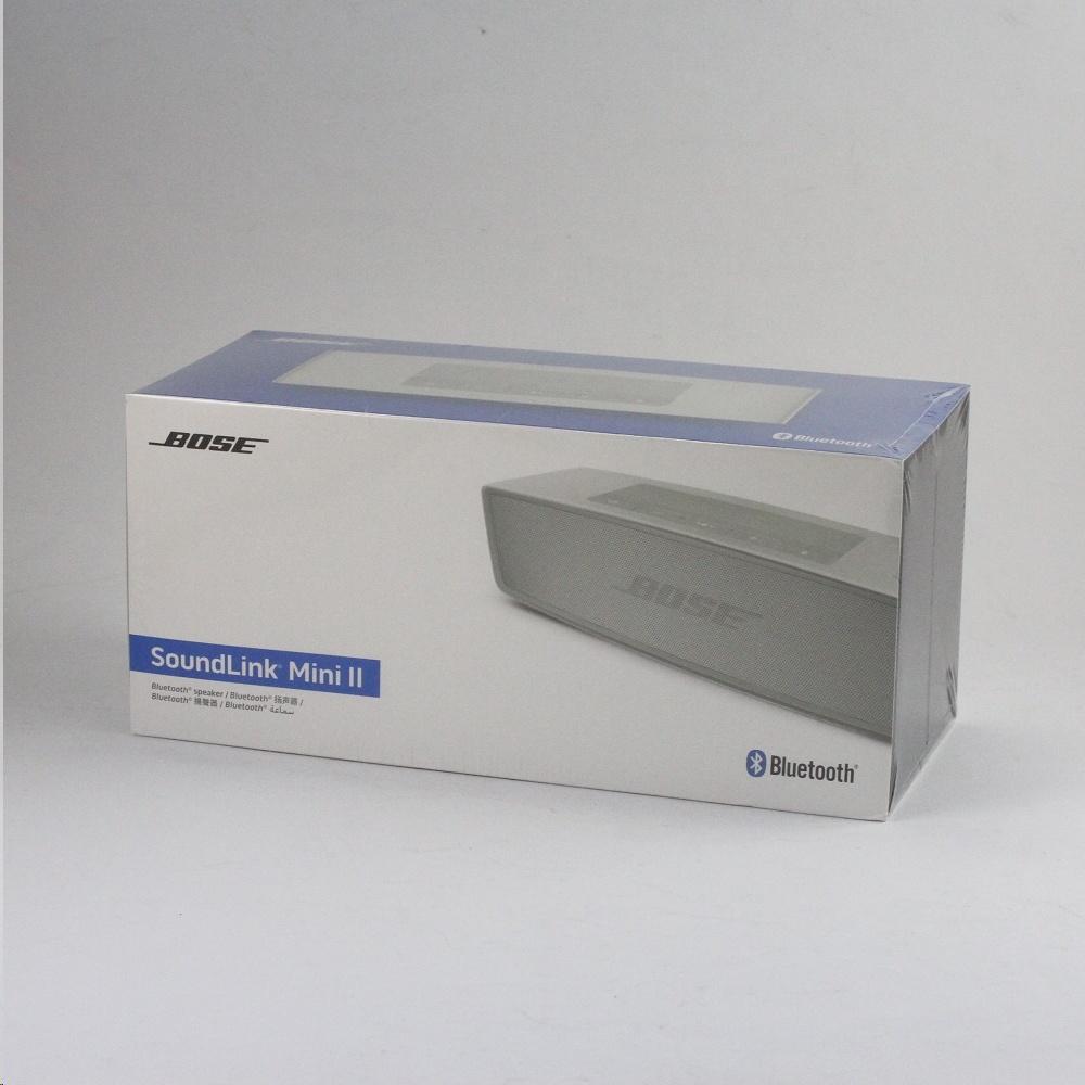 Bose SoundLink Mini II Bluetooth Speaker Pearl