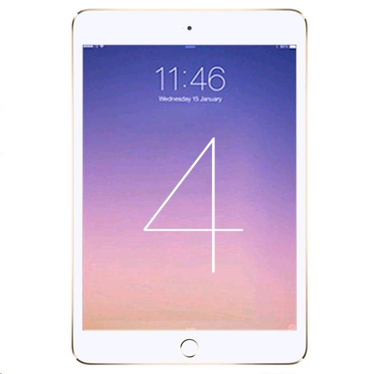 Apple iPad mini 4 (WiFi, 16GB, Gold) - EXPANSYS Hong Kong