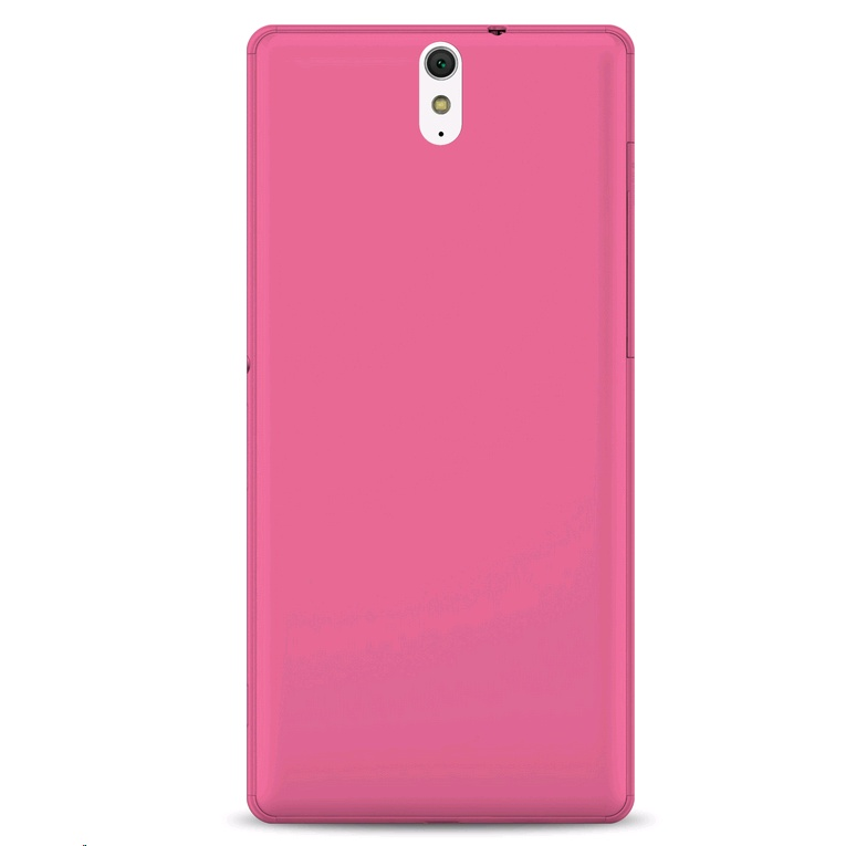 finest selection 68e43 7afa6 PURO Back Cover for Xperia C5 Ultra Pink