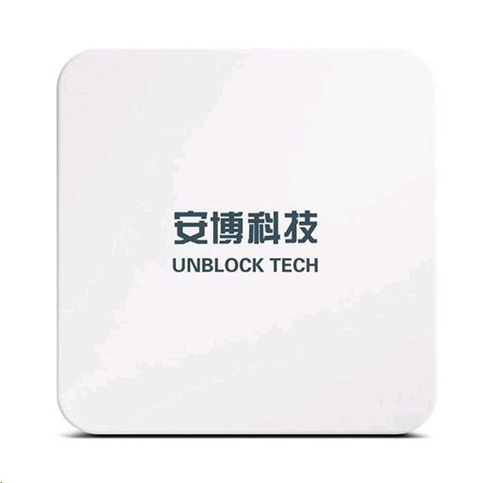 Unblock Tech UBox Gen 2, 8GB, 4K TV Box (Quad Core, 1080p