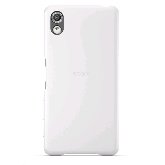 Sony Style Back Cover SBC30 for Xperia X Performance White