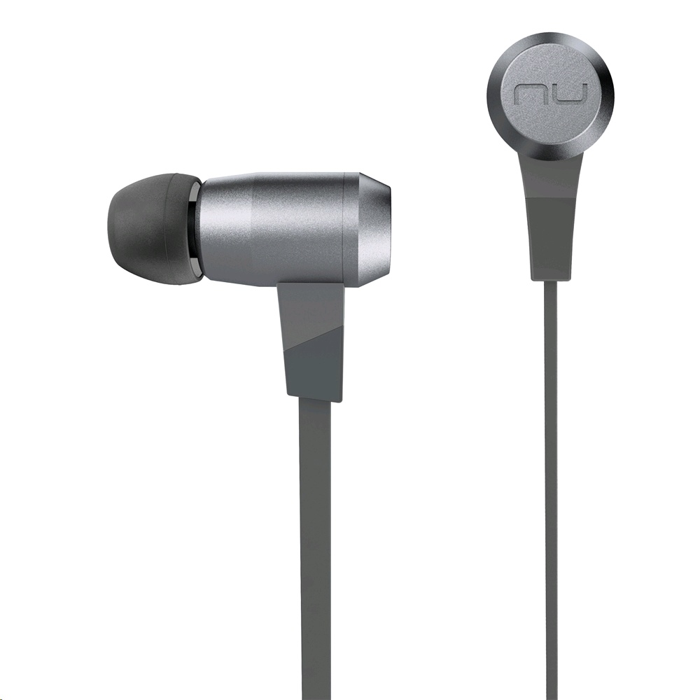 Nuforce Be6i Superior Sounding Bluetooth Earphone Grey Expansys Bose Soundsport Free Wireless Navy