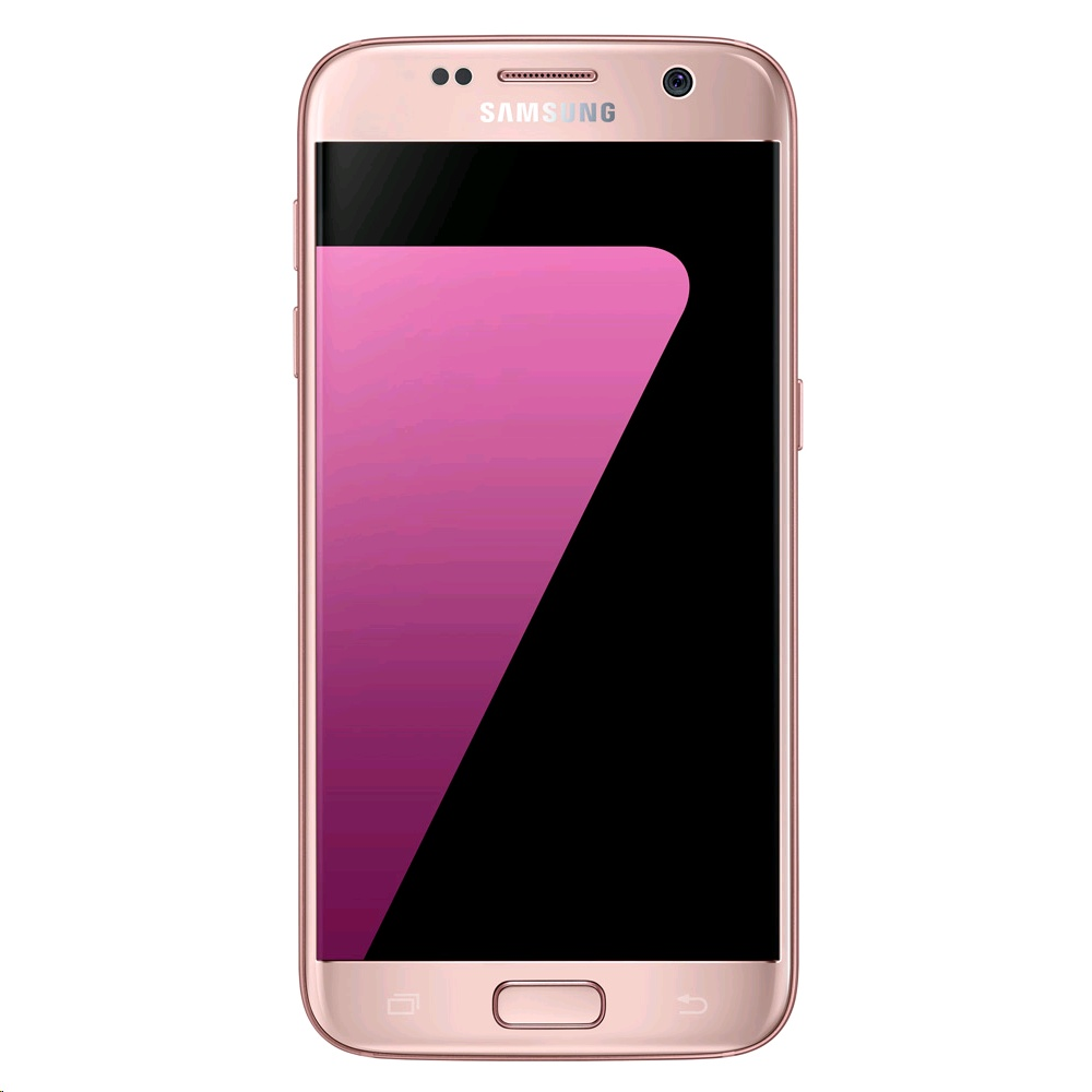 Samsung Galaxy S7 Dual Sim Sm G930fd Unlocked 32gb Pink Gold Nokia X 4gb Cyan