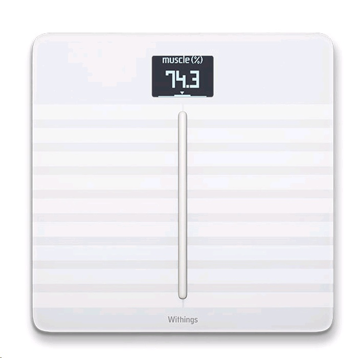 Withings Body Cardio Scale >> Nokia / Withings Body Cardio Scale WBS04 (iOS/Android対応, White) - EXPANSYS Japan