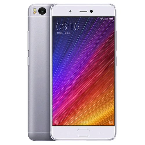 13c57d4d6d4b24 Xiaomi Mi 5S Dual-SIM (4GB/128GB, Silver) - EXPANSYS Malaysia