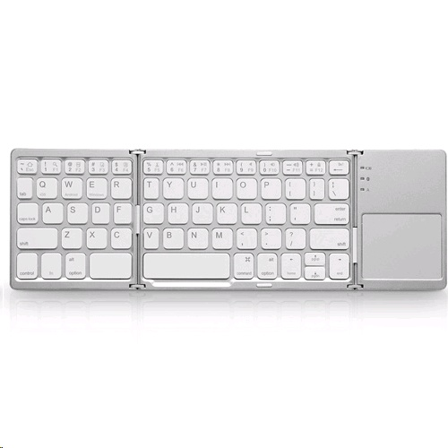 Case Studi TriFold Keyboard with Touchpad (for iOS, Android, Windows