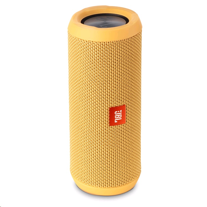 JBL Flip 3 Portable Bluetooth Speaker (Yellow)