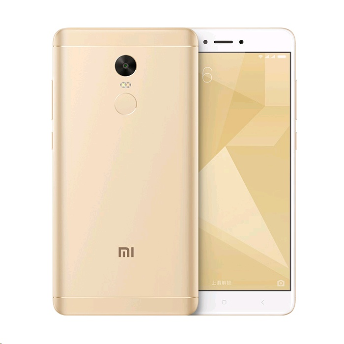 Xiaomi Redmi Note 4x Dual-sim  32gb  Gold