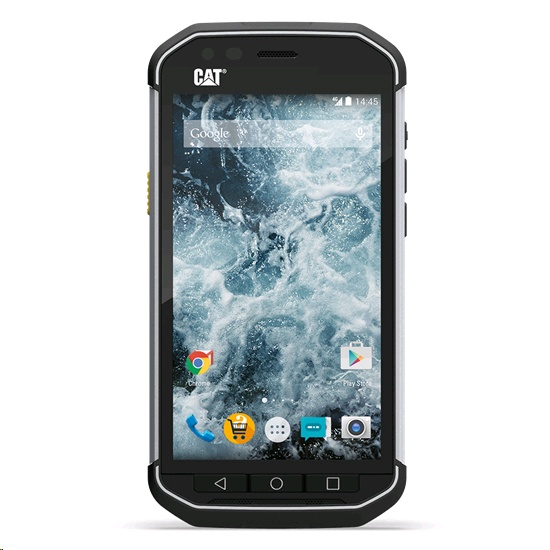 Cat S40 Rugged Dual Sim Smartphone 16gb Black