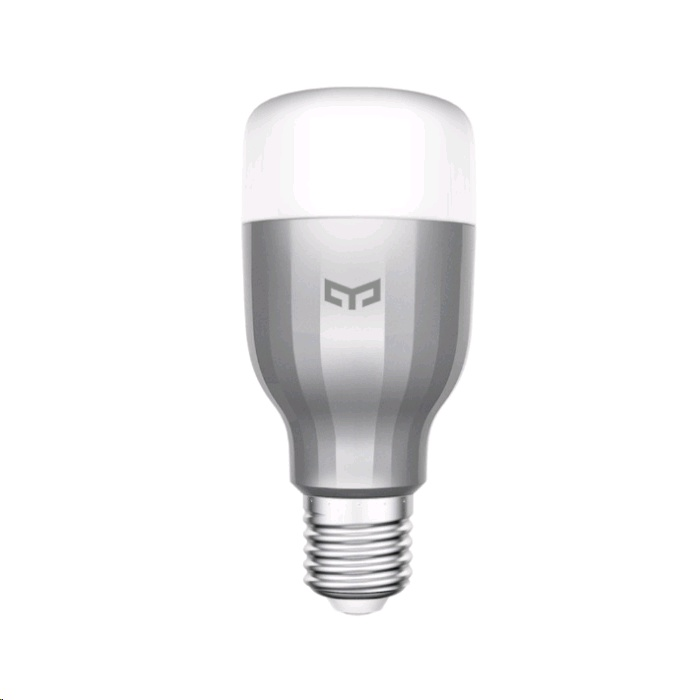 Xiaomi Yeelight Smart LED Bulb E27, Colours (Support Amazon Alexa