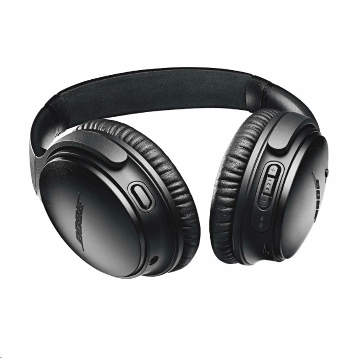 d4e54a5b64f Bose QuietComfort 35 Wireless Headphones Series II (Acoustic Noise  Cancelling, Black) - EXPANSYS Hong Kong
