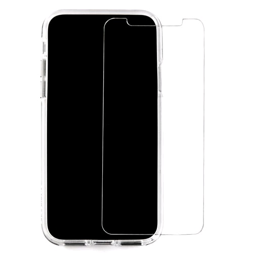 timeless design f76d7 6559c XBase Screen Protector for Apple iPhone X Non Full Coverag