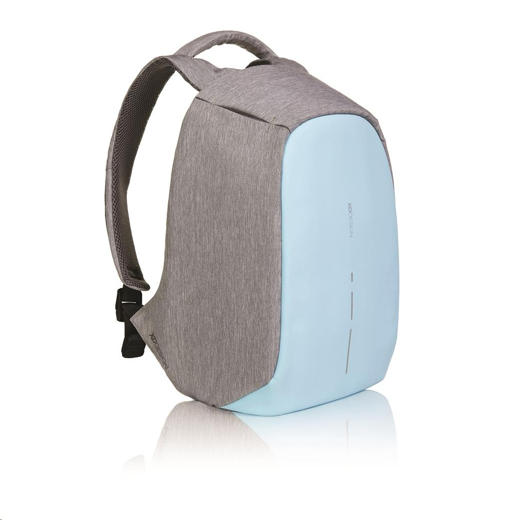 252bdaffb27d XD Design Bobby Compact Anti-Theft Backpack Pastel Blue