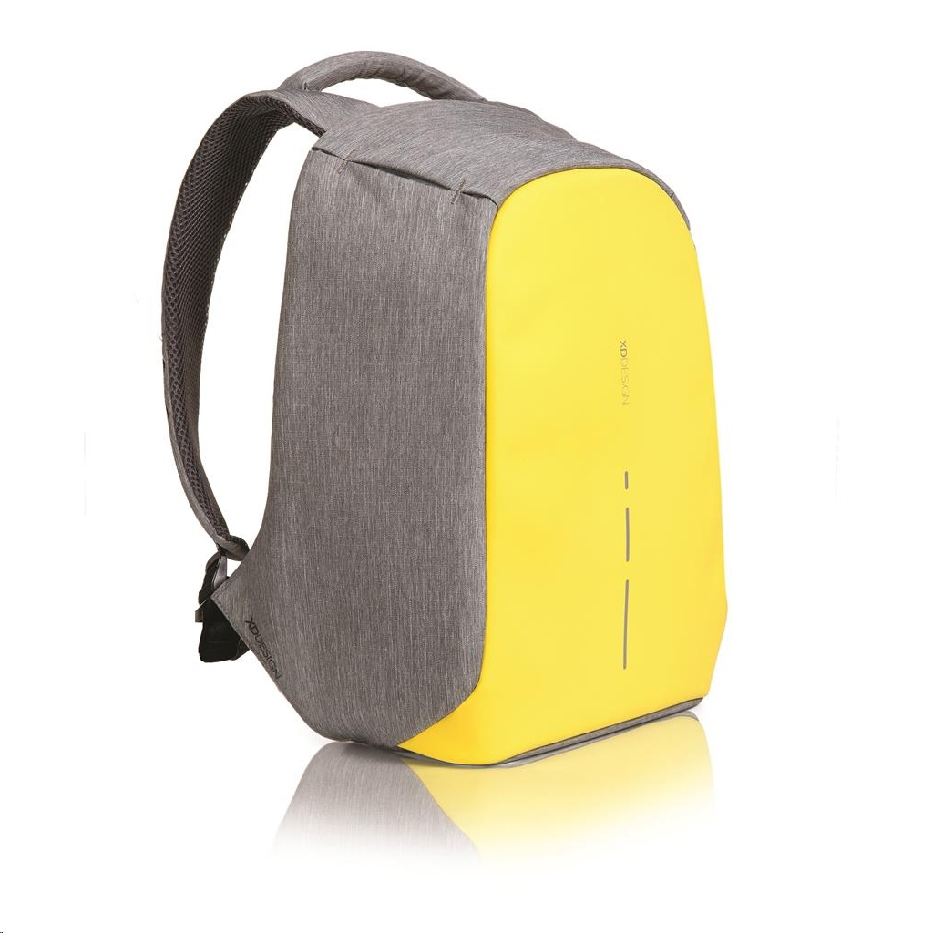 XD Design Bobby Compact Anti-Theft Backpack (Primrose Yellow) - EXPANSYS Hong Kong