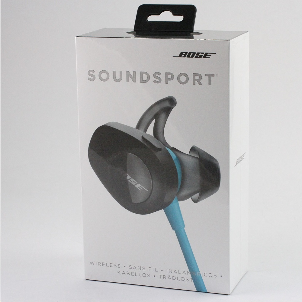 21da671dab9 Bose SoundSport wireless headphones (Aqua) - EXPANSYS Malaysia