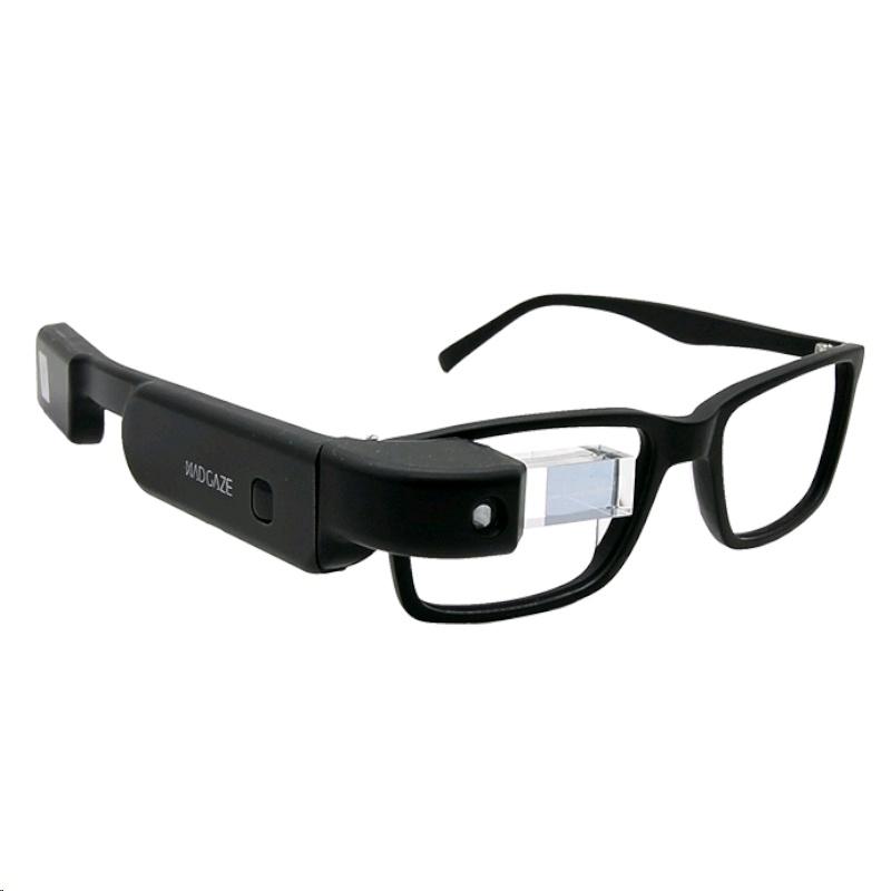 Mad Gaze Ares Ar Smart Glasses Black Expansys Hong Kong