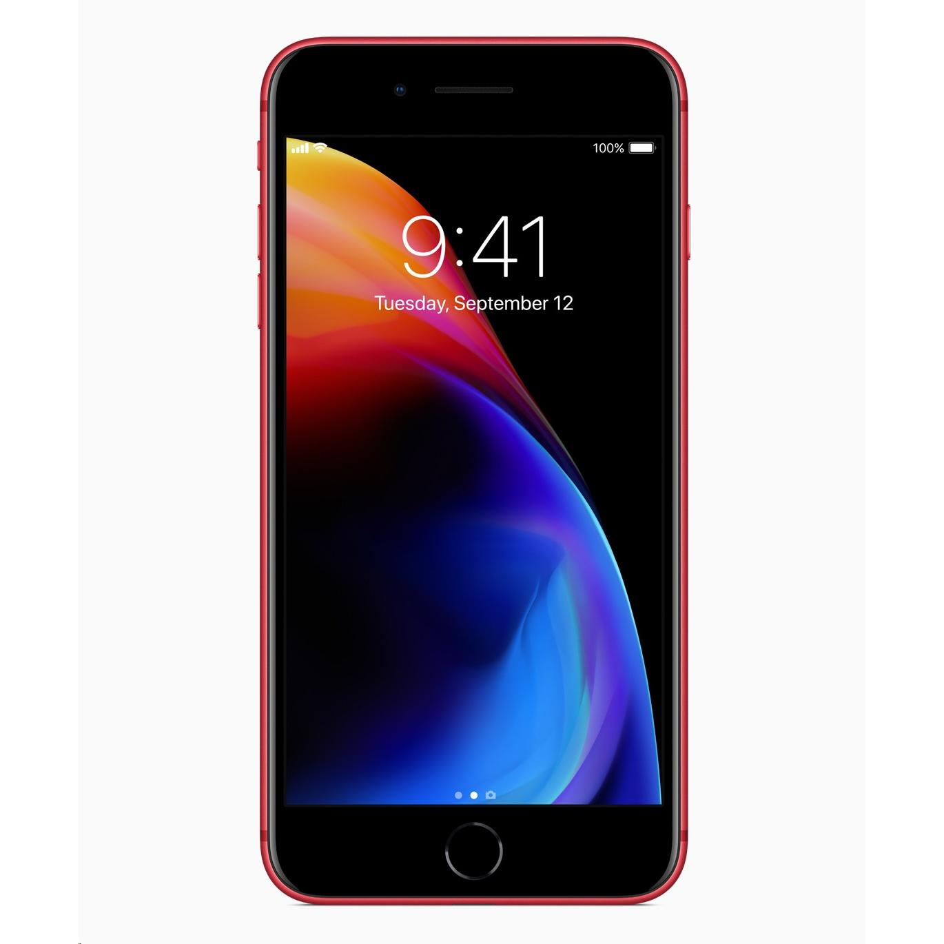 Apple Iphone 8 Plus A1864 64gb Productred Special Edition Jbl Charger 8plus New Speaker Bluetooth Mini Portable