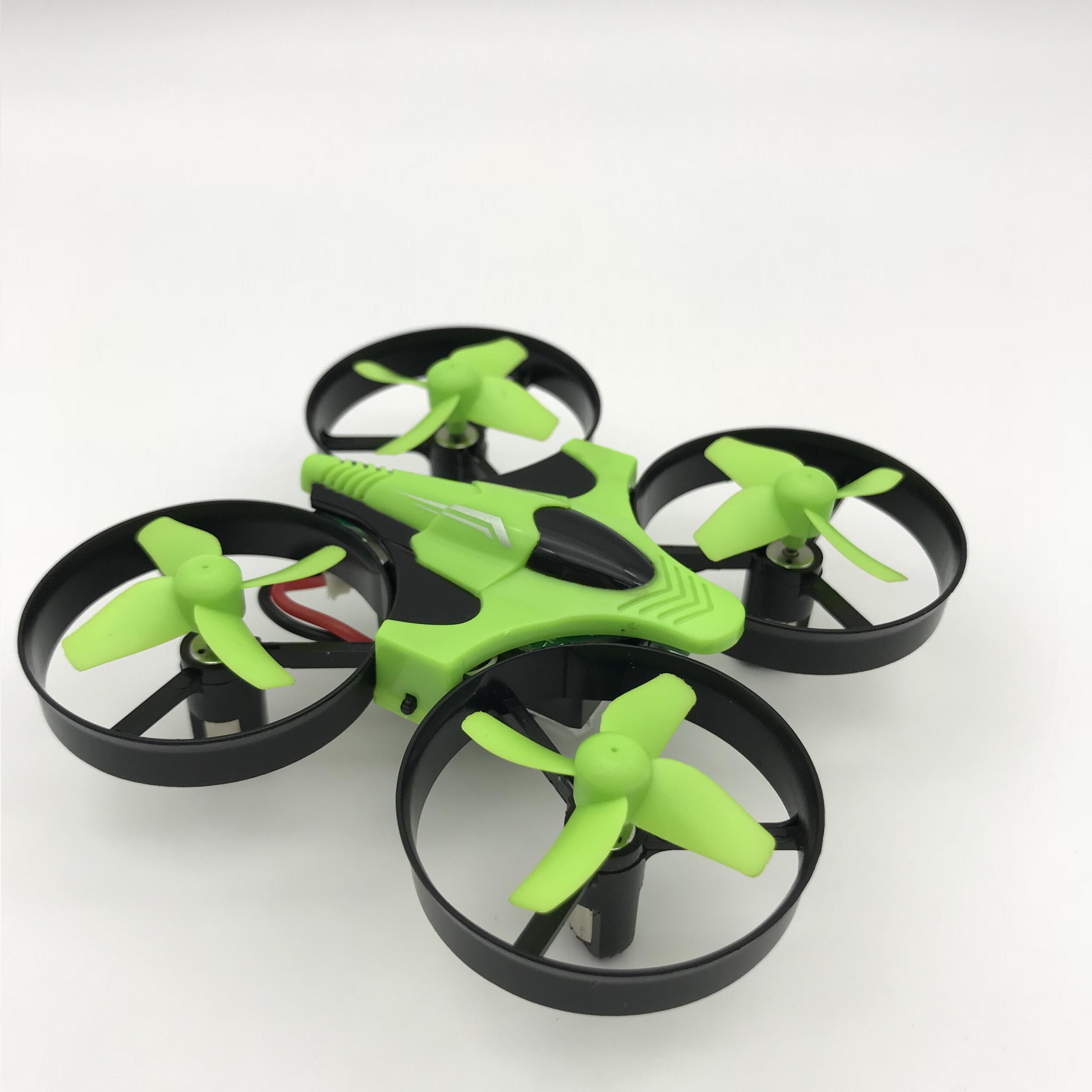 LeConcepts Mini UFO Drone 2 4G Quadcopter SG-F8 (Green