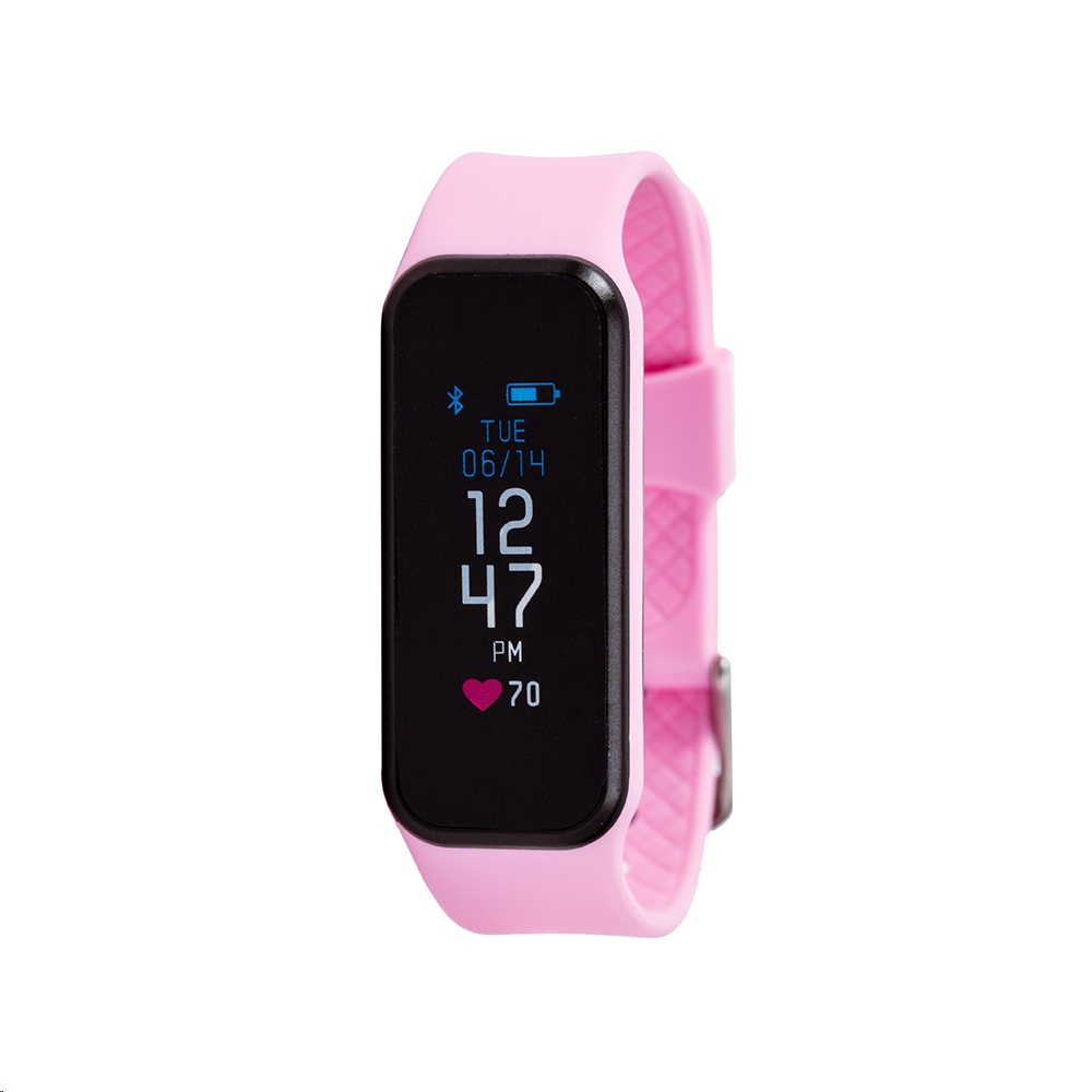 archon bemoved heart rate fitness tracker lavender pink expansys