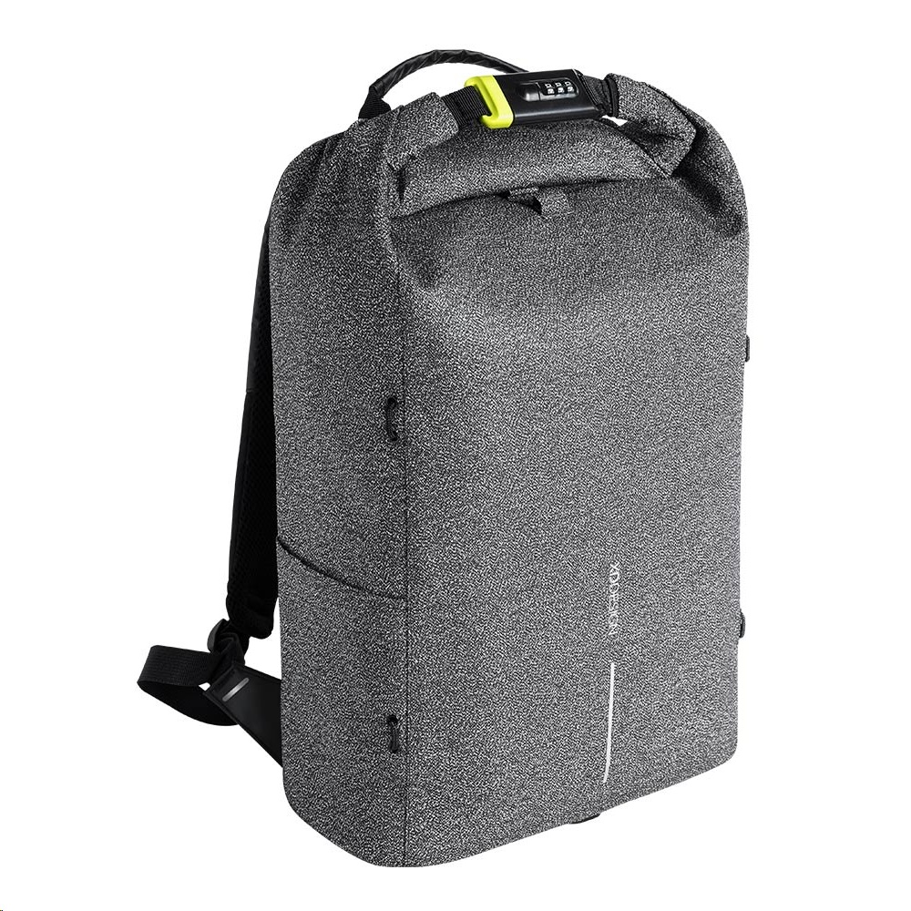 XD Design Bobby Urban Anti-Theft Cut-Proof Backpack (Grey) - EXPANSYS Australia