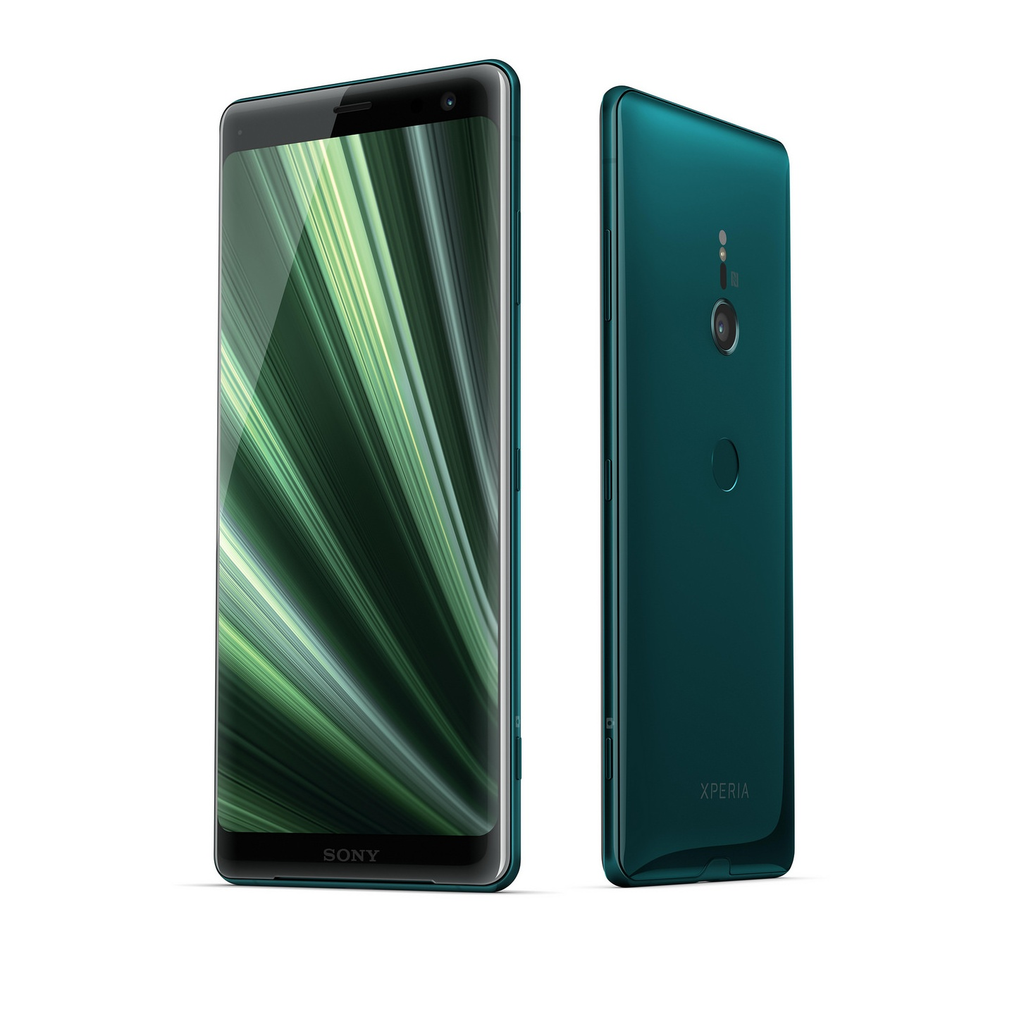 sony xperia xz3 dual h9493 64gb forest green expansys japan