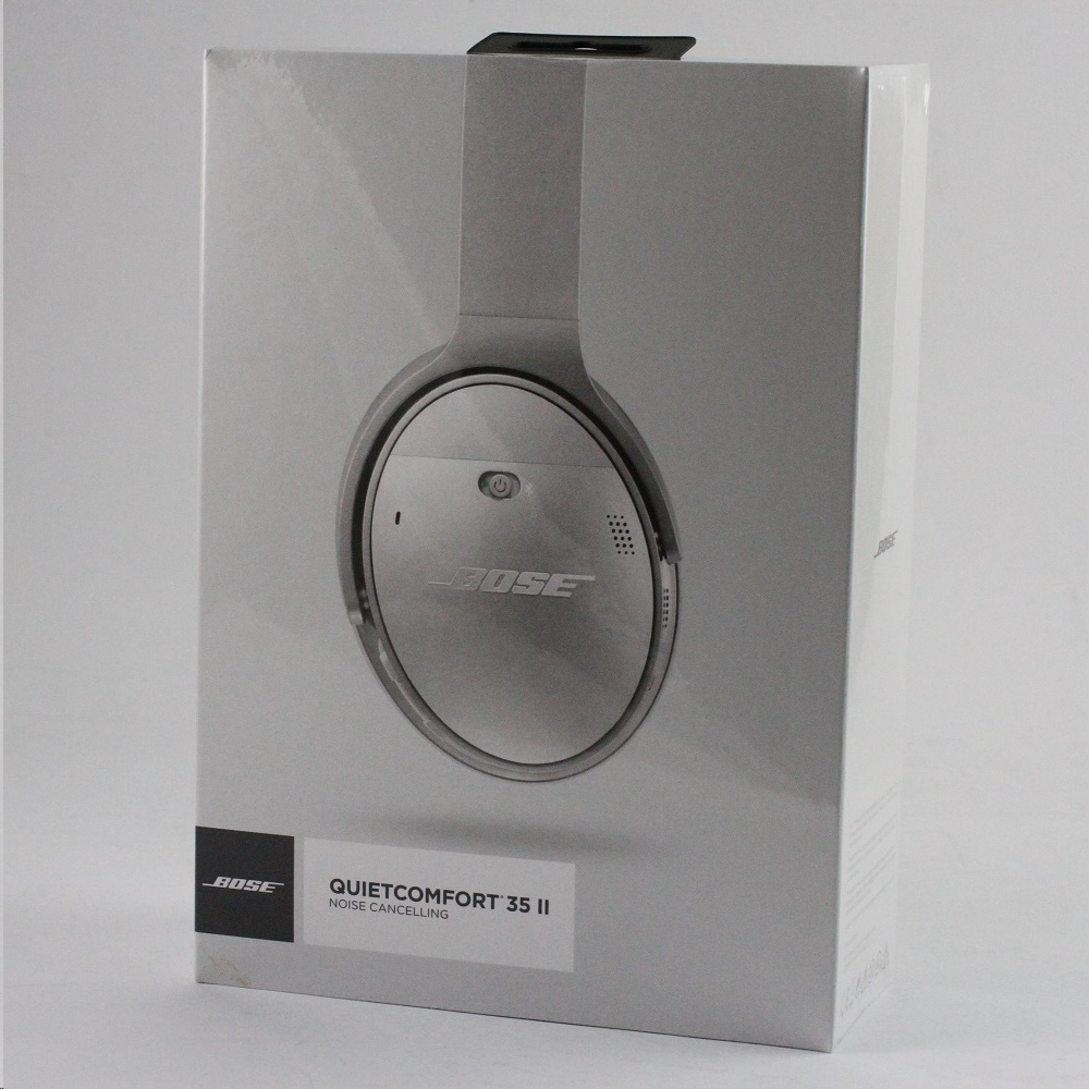 1e1fdb9df42 Bose QuietComfort 35 (Series II) (Silver) - EXPANSYS Philippines