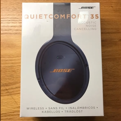 10da23c478f Bose QuietComfort 35 (Series II) (Midnight BLUE / GOLD) - EXPANSYS ...
