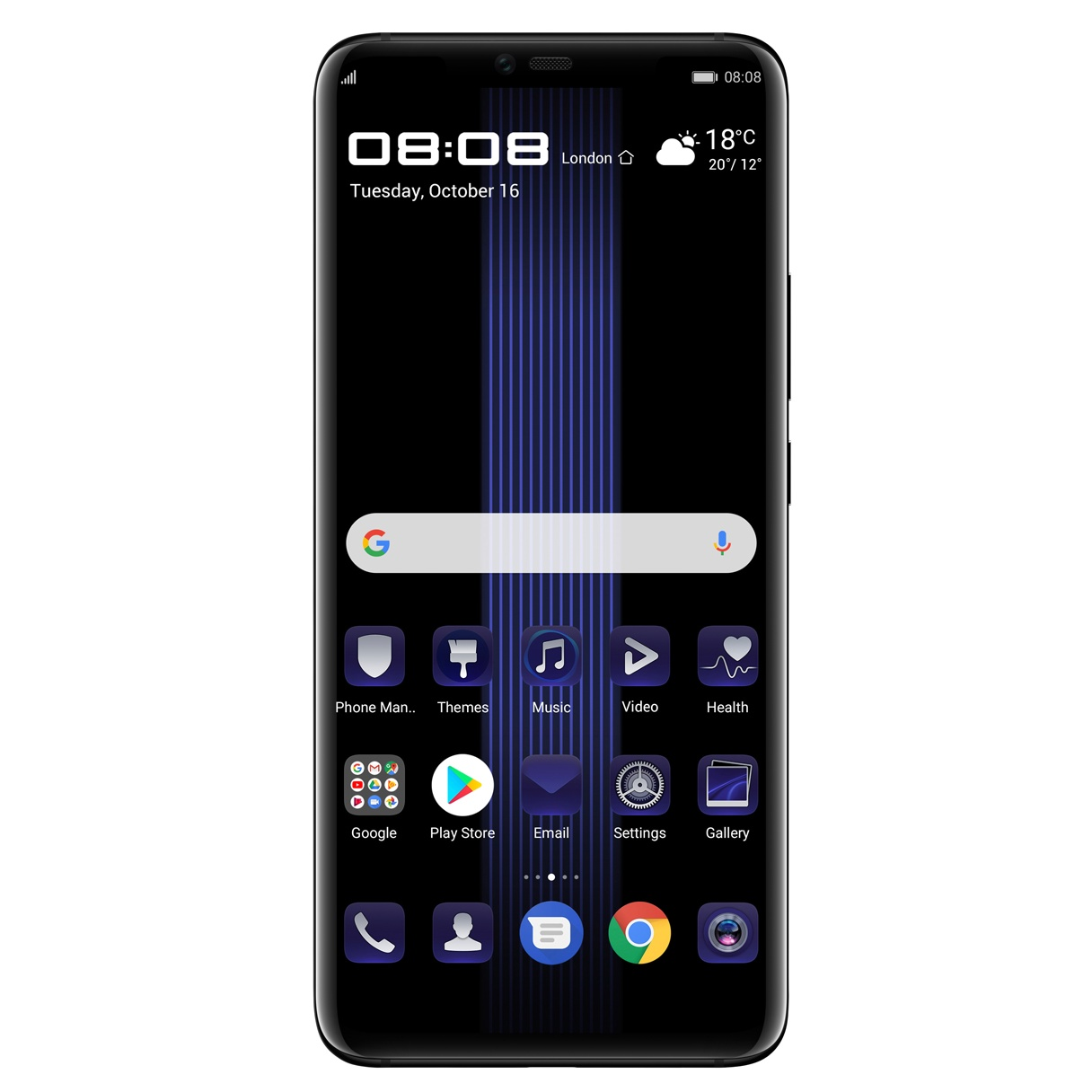 porsche design huawei mate 20 rs dual sim lya l29 256gb. Black Bedroom Furniture Sets. Home Design Ideas