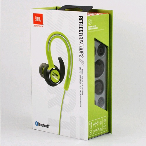 ed8b7019cc2 JBL Reflect Contour 2 Wireless Sport Headphones (Green) - EXPANSYS Malaysia