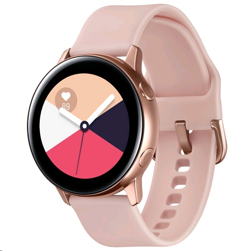Samsung Galaxy Watch Active Sm R500 Rose Expansys Philippines